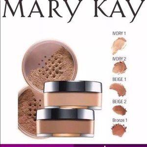BOGO50% Mary Kay Mineral Powder Foundation  Ivory1